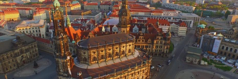 Pullman Dresden in a top city location